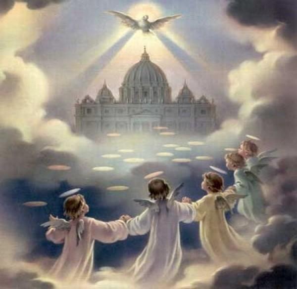 Bilder Heiliger Geist