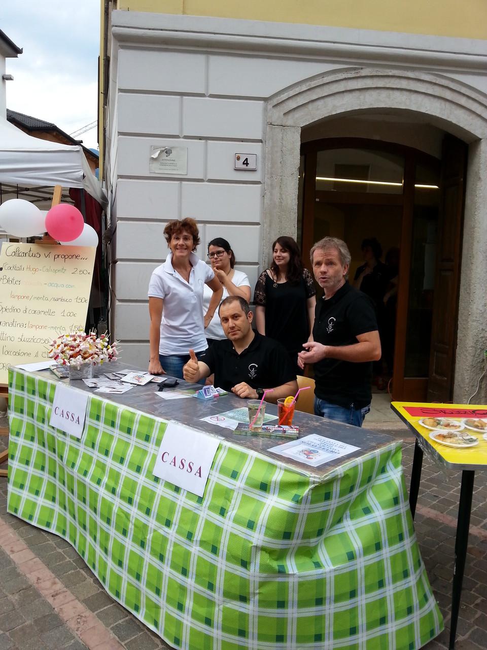 festa dei Porteghi luglio 2014