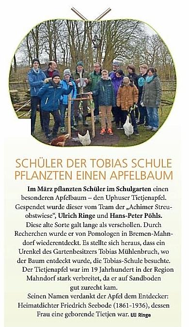 Oberneuland Magazin, Mai 2016