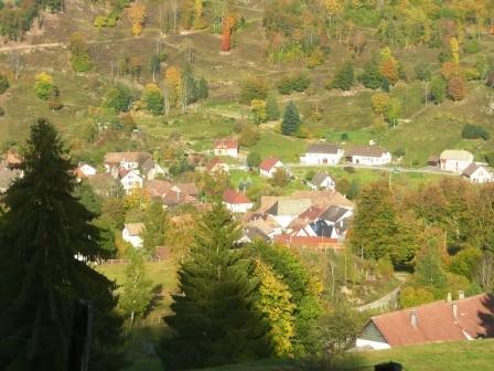Vue sur Storckensohn