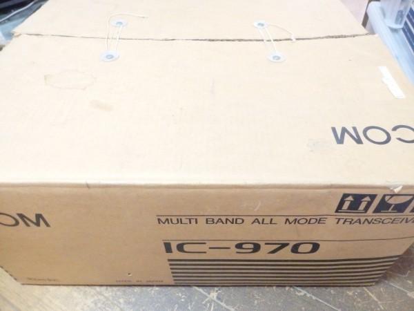 IC-970  元箱入り