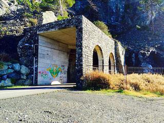 Cinque Terre tunnels italy