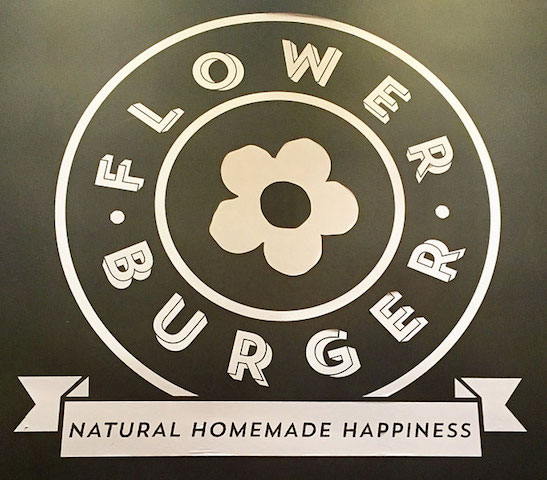 flower burger natural homemade happiness