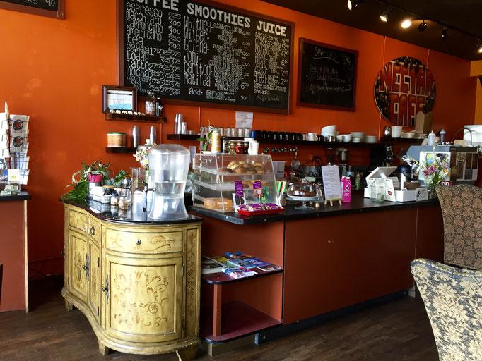 Nectar Cafe Portland Oregon