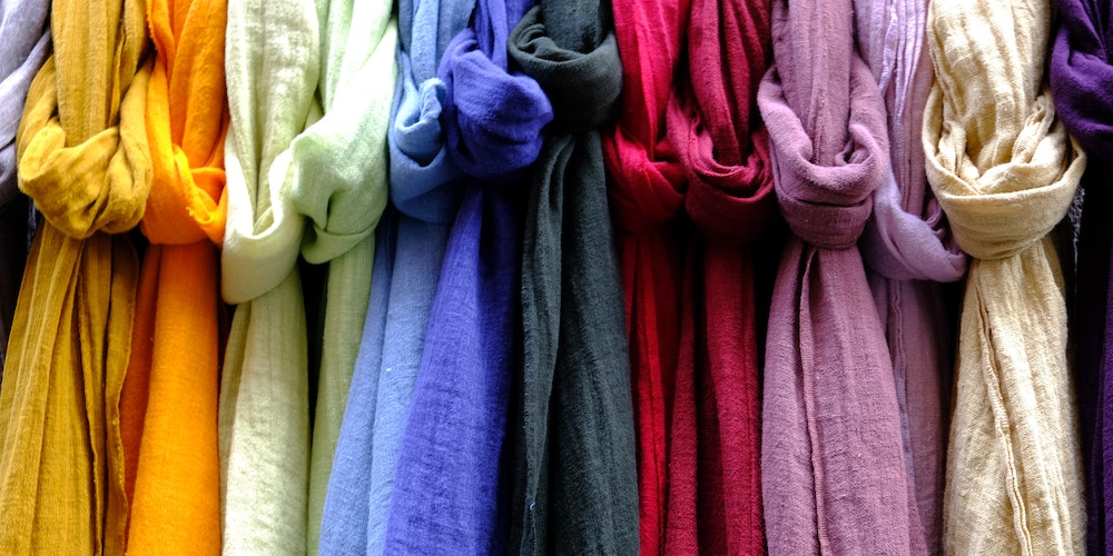20 Reasons to Pack a Scarf When You Travel