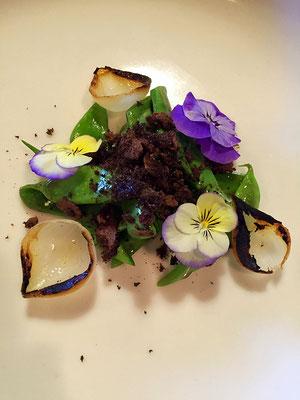 dragon peas with mushroom sauce farm spirit