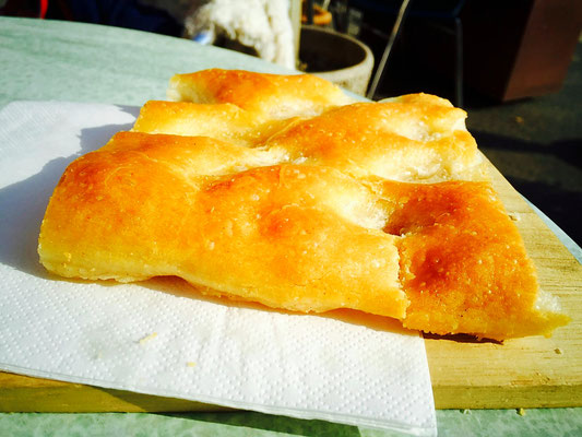 focaccia bread gavi bialy
