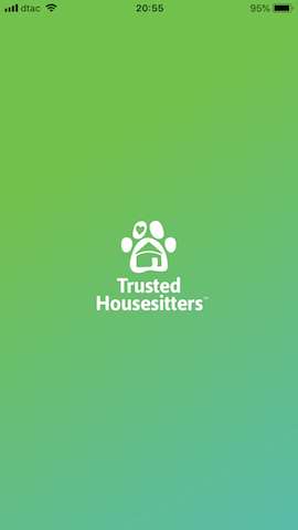 trusted housesitters app