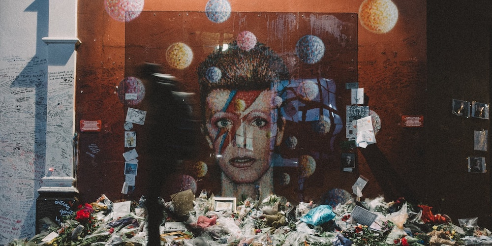 10 Most Inspirational David Bowie Quotes