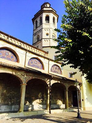 San Giacomo Maggiore Church Gavi Italy