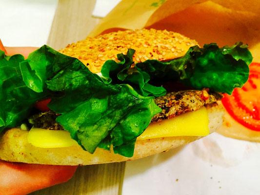 vegan burger universo vegano parma