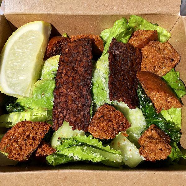 vegan causer salad