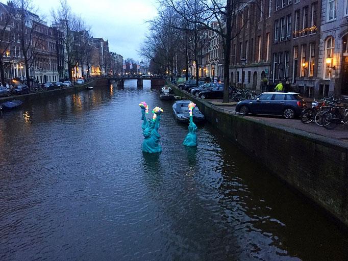 amsterdam light festival amsterdam the netherlands