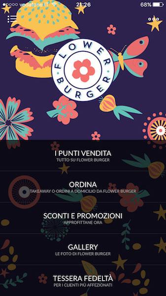 flower burger app