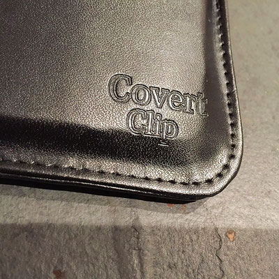 covert clip wallet