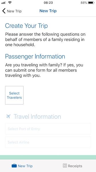get through us customs faster mobile passport app