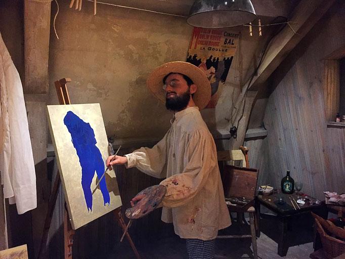 Henri de Toulouse-Lautrec sex museum amsterdam