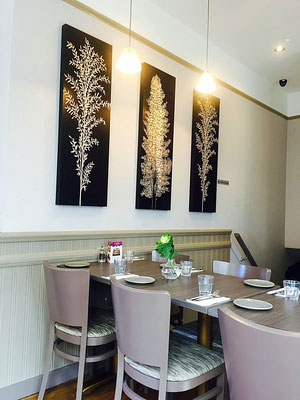modern dining food for friends brighton england