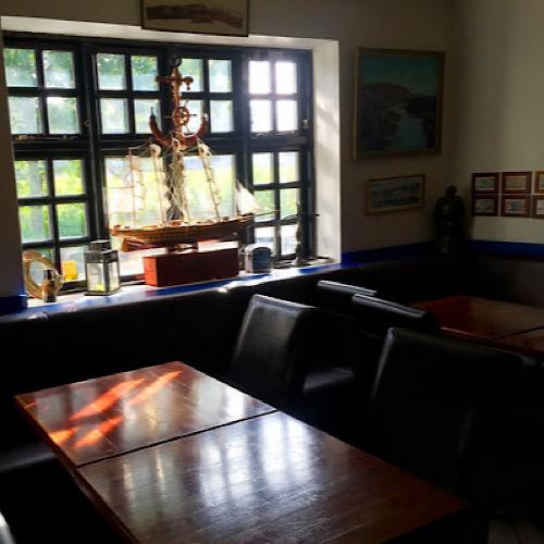 hotel laxnes iceland dining room