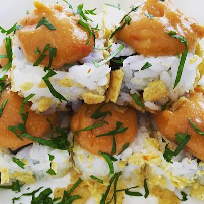 sushi from sushi love