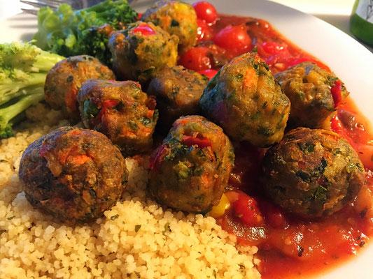 vegan meatball plate ikea iceland