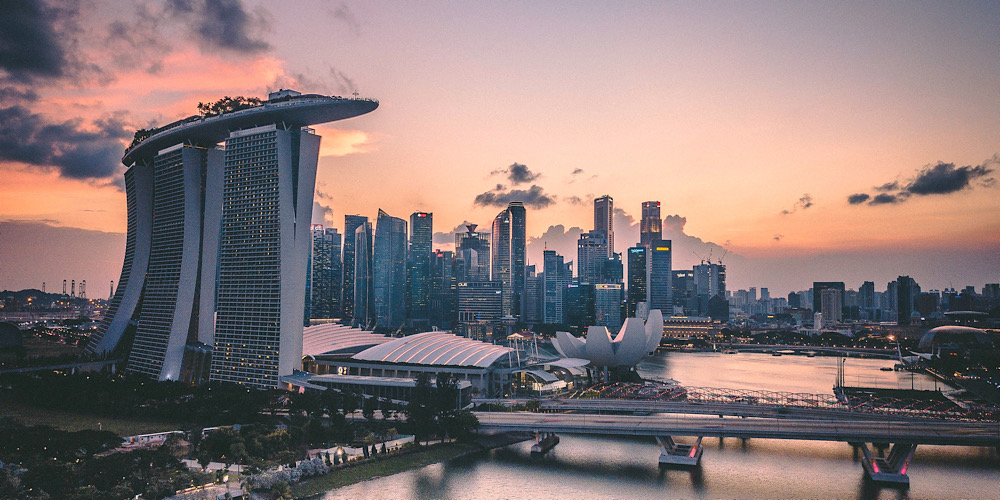 Where To Find A Bar In Singapore With A View