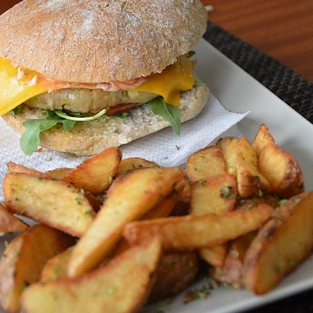 vegan burger mindful wanderlust