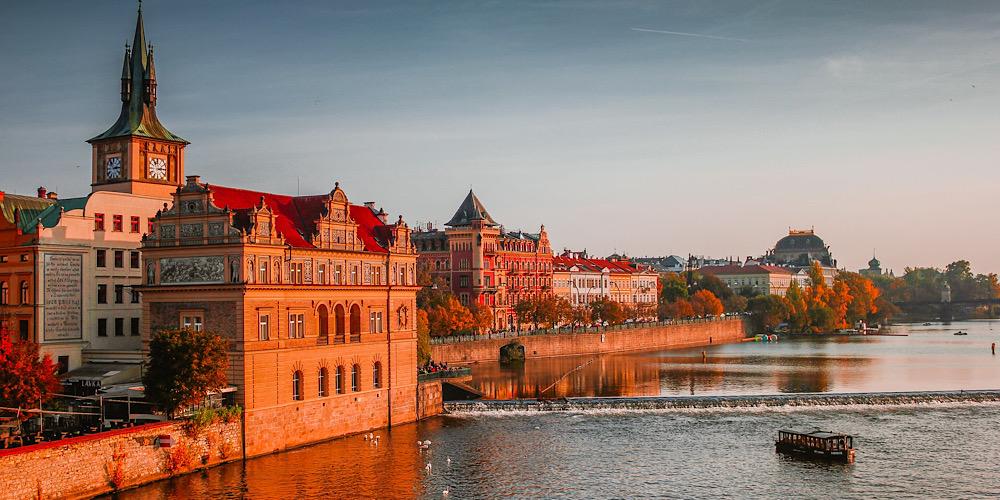 Top 5 European Cities for a Great Weekend Break