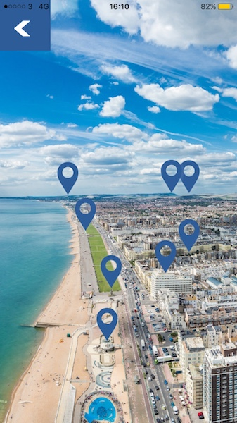 british airways i360 app