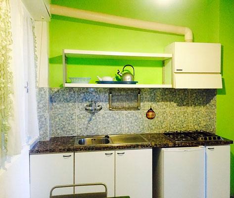 kitchen la francesca resort