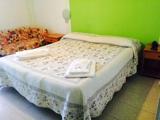 bedroom la francesca resort