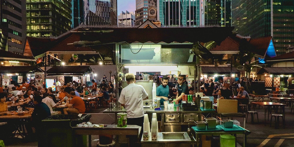 How to Eat at Hawker Centres in Singapore