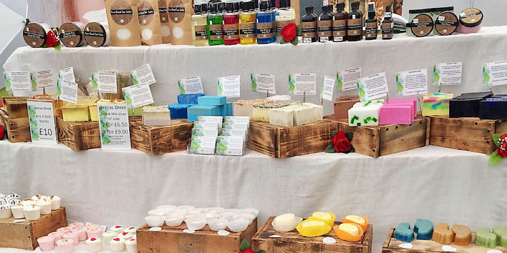 vegan beauty products brighton vegan festival