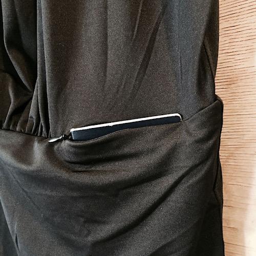 hidden pocket travel dress