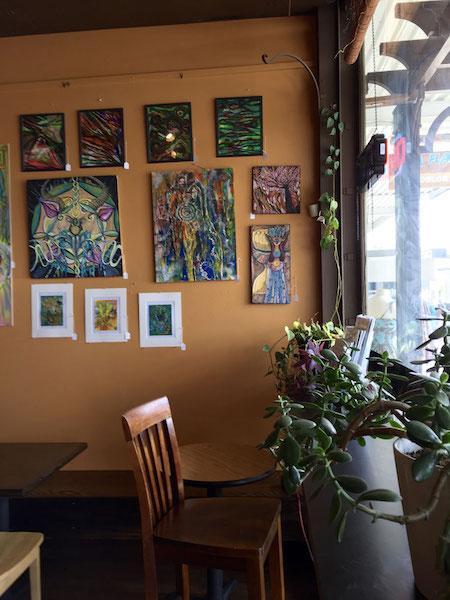 nectar cafe portland