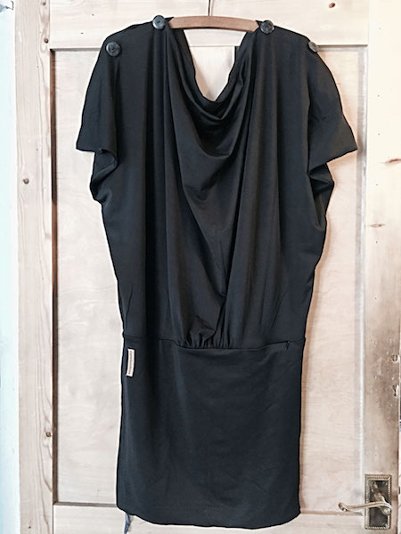 the little black travel dress