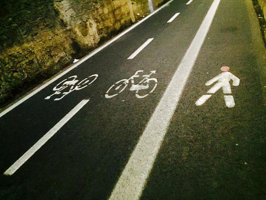 Cinque Terre cycling walking levanto italy