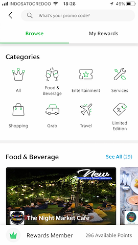 rewards grab app