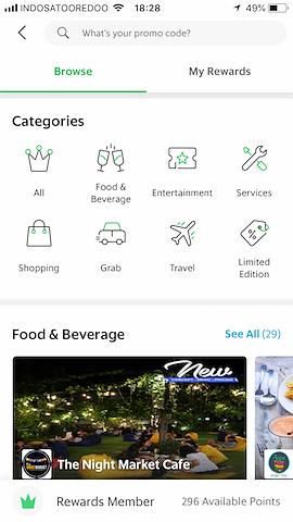rewards grab app