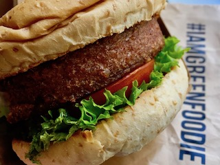 beyond burger at kind kitchen hong kong