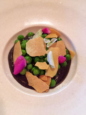 peas and onion puree farm spirit