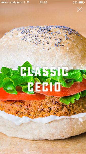 classic cecio vegan burger flower burger