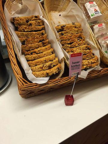 vegan cookies deshima cafe