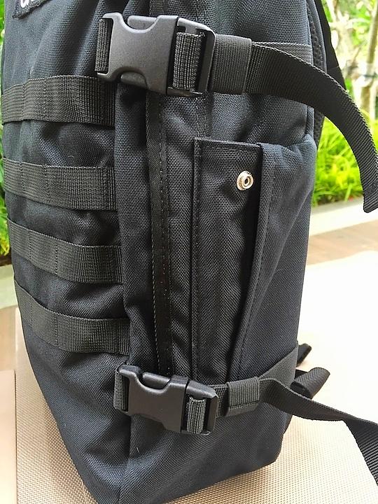 side pocket military 28L cabin zero backpack