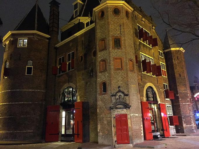 castle amsterdam netherlands