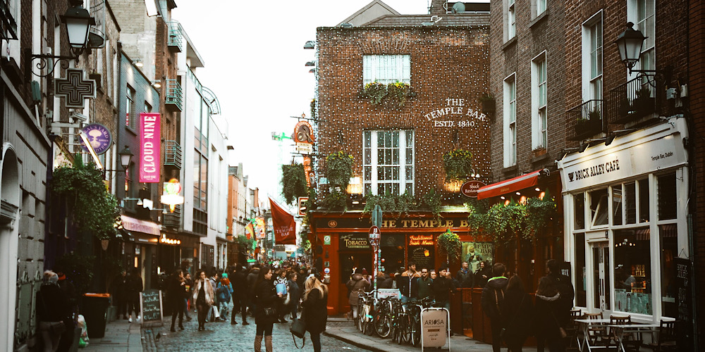 Vegan Guide to Dublin