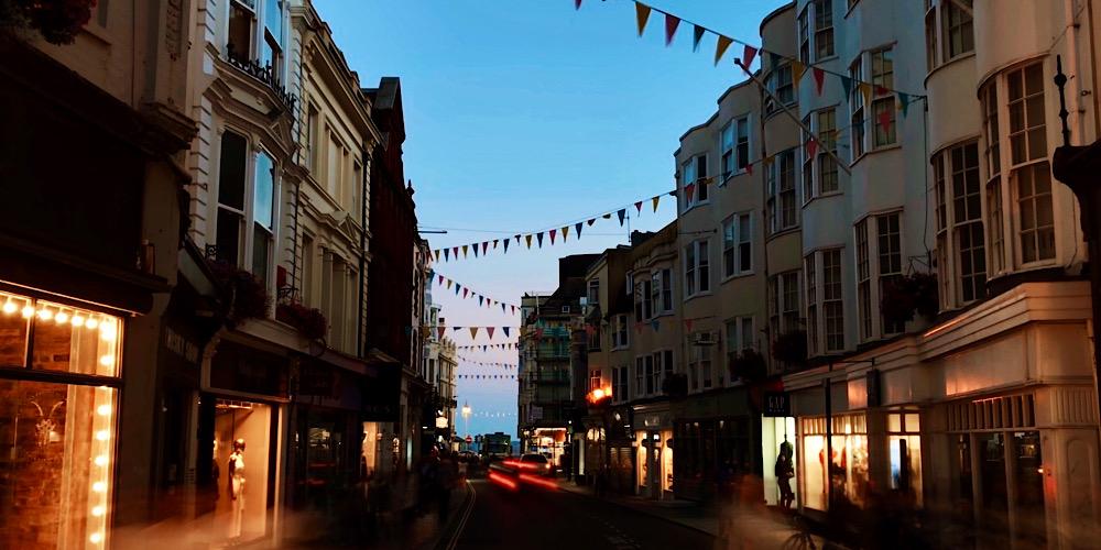 Terre à Terre in Brighton, England