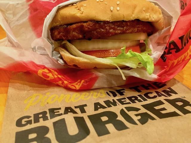 beyond burger carl's junior albuquerque new mexico