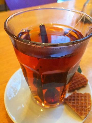 tea deshima cafe