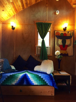 pacifica tiny house seating area caravan tiny house hotel